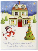 Trimmerry King of Heaven Christian Christmas Cards