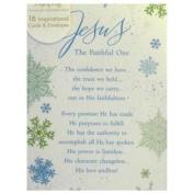 Dayspring Jesus The Faithful One Christian Christmas Cards