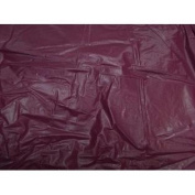 72-M 180cm Round Kwik Cover-Maroon- Pack of 25