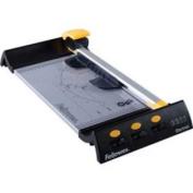 Fellowes® Electron™ 120 Rotary Trimmer - Pkg Qty 4