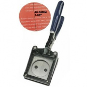 Handheld Round Die Cutter Cuts 4.7cm Diameter Size for Button Making H6826RD