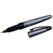 7520015203153 Permanent Impression Marker, Ultra Fine Point, Black