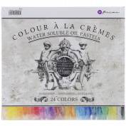 Iron Orchid Designs Water Soluble Oil Pastels 8.3cm 24/Pkg