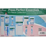 Clover Press Perfect Essentials 10 Piece Sewing Notions Kit
