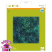 GO! Big 25cm Square Fabric Cutting Die