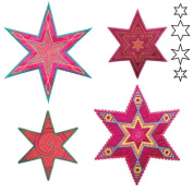 AccuQuilt GO! Star Medley-6 Point by Sarah Vedeler