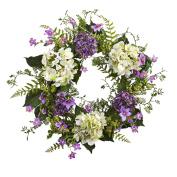 60cm Hydrangea Berry Wreath