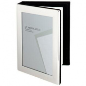 Viceni Photo Album, 13cm by 18cm , Silver