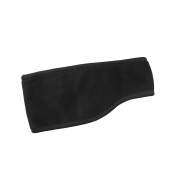 GOGO Double Layer Micro-Fleece Headband BLACK