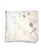 8 layers silky soft bamboo blanket