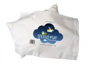 Toddler Pillowcase 100% soft Cotton. Fits 14x19 & 13x18 Toddler and Travel pillows. Machine wash cool,tumble dry. Made in the USA.