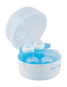 Bundle Tumble CleaNum Microwave Steam-Clean Baby Steriliser Accessory Sanitising Unit