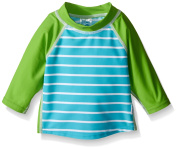i play. Baby & Toddler Boys' Three-Quarter Sleeve Rashguard Shirt