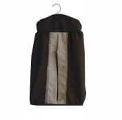 Baby Doll Regal Nappy Stacker, Chocolate