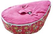 Babybooper Baby Beanbags, Pink Blossom