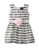 "Girls Rule! Baby Girls' ""Petals & Lace"" Dress"