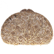 Fawziya® Leaves And Flowers Evening Bags For Girls Purses Wholesale