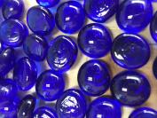 Sun and Moon Glass Gems/ Deep Blue, Medium, 0.9kg