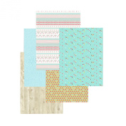 Decopatch Decoupage Printed Paper Collection - Apache