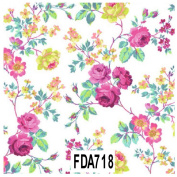 Decopatch Decoupage Printed Paper FDA718 Climbing Roses