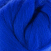 Extra Fine Merino Roving One Ounce Assorted Blue Colours for Felting