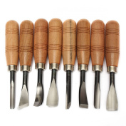 SUNREEK™ Wood Sculpture Carving Chisel Tool Set DIY Art Craft