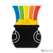 Pot of Gold at the end of the Rainbow Cellophane Bags - 12 ct