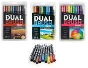 Tombow Dual Brush Pen Art Markers Set