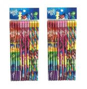 Disney Inside Out Pencils 24 Pieces