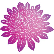 Cheery Lynn Designs B697 Lotus Flower Scrapbooking Die Cuts