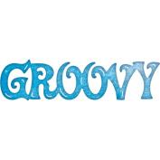 Cheery Lynn Designs B696 Groovy Scrapbooking Die Cuts
