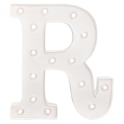 American Crafts Heidi Swapp 25cm Marquee Letters Letter R