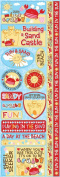 Miss Crabby Cardstock Sticker Sheet By Reminisce