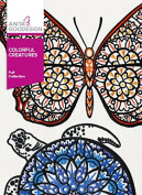 Anita Goodesign Embroidery Designs Colourful Creatures