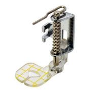Free Motion Quilting, Darning, Spring Loaded Presser Foot for MC10000, MC10001, MC11000, MC11000SE, MC5000, MC5700, MC8000, MC9000, MC9500, MC9700- High Shank