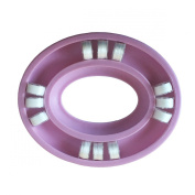 ThreadNanny Bobbin Saver in Pink for Metal or Plastic Sewing Bobbins - Can hold up to 30 Bobbins