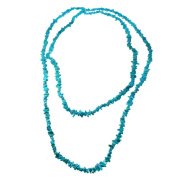 One-of-a-kind Michael Valitutti Sleeping Beauty Turquoise 70cm Necklace