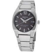 Hector H France Men's 'Fashion' Stainless-Steel Watch with Luminous Hands