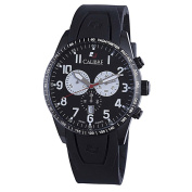 Calibre Recruit Mens Black Dial Watch