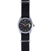 Calibre Trooper Lady Womens Black Dial Watch