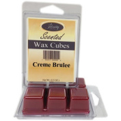 Creme Brulee - Scented Wax Cube Melts