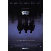 MYSTIC RIVER Poster Movie (27 x 40 Inches - 69cm x 102cm) Sean Penn Tim Robbins Kevin Bacon Laurence Fishburne Marcia Gay Harden