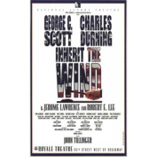 INHERIT THE WIND Poster BROADWAY