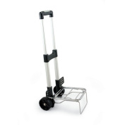 Trolley Folding Cart on Wheels with Extendable Handle