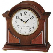 Dublin Seiko Wooden Mantel Clock - QXJ012BLH