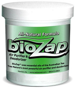 BioZap Air Purifier & Deodorizer (470ml, Natural Scent) - Naturally Cleanses Musty, Organic Odours | Tea Tree Oil