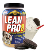 Labrada Nutrition Lean Pro 8 Protein Cookies and Cream, 1.3kg