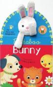 Peekaboo Bunny (Peekaboo Books) [Board book]