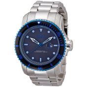 Invicta Men's 'Pro Diver 4,600m Grey Dial Stainless Steel Watch