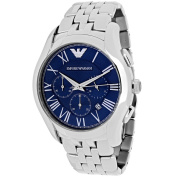 Armani AR1787 Classic Blue Dial Stainless Steel Watch